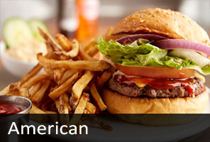 List of American Recipes