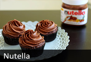 List of Nutella Recipes