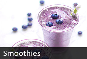 List of Smoothie Recipes