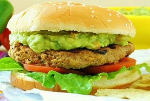 American Tex-Mex Burger Recipe