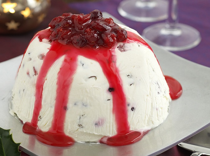 British Vanilla and Raspberry Bombe Recipe