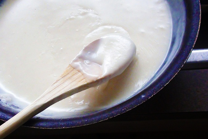 French Bechamel Sauce Recipe
