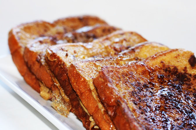 French Cinnamon French Toast Recipe