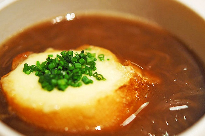 French French Onion Soup Recipe