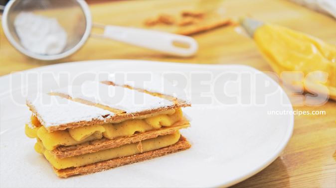 Mille Feuille Napoleon Pastry Recipe French Recipes Uncut Recipes,Corn Snakes For Sale