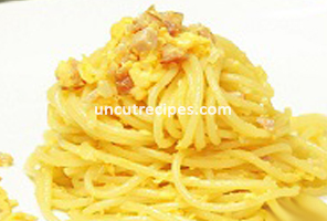 Easy to Digest Spaghetti Carbonara