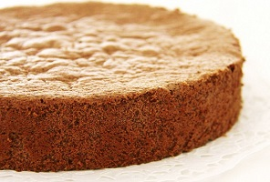 Italian Chocolate Sponge Cake Recipe