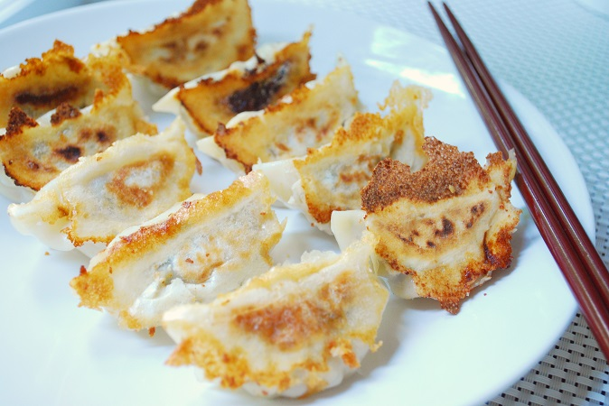 Japanese Shrimp Gyoza ( 海老餃子 ) Recipe