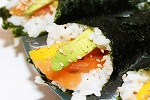 Japanese Temaki Sushi Recipe